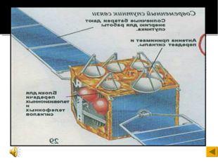 Спутники – беспилотные космические аппараты, летающие вокруг земли. Они могу