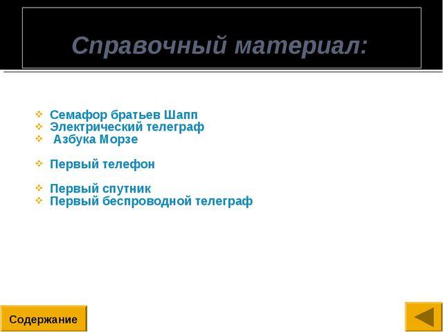 Семафор братьев Шапп Электрический телеграф Азбука Морзе Первый телефон Первы...