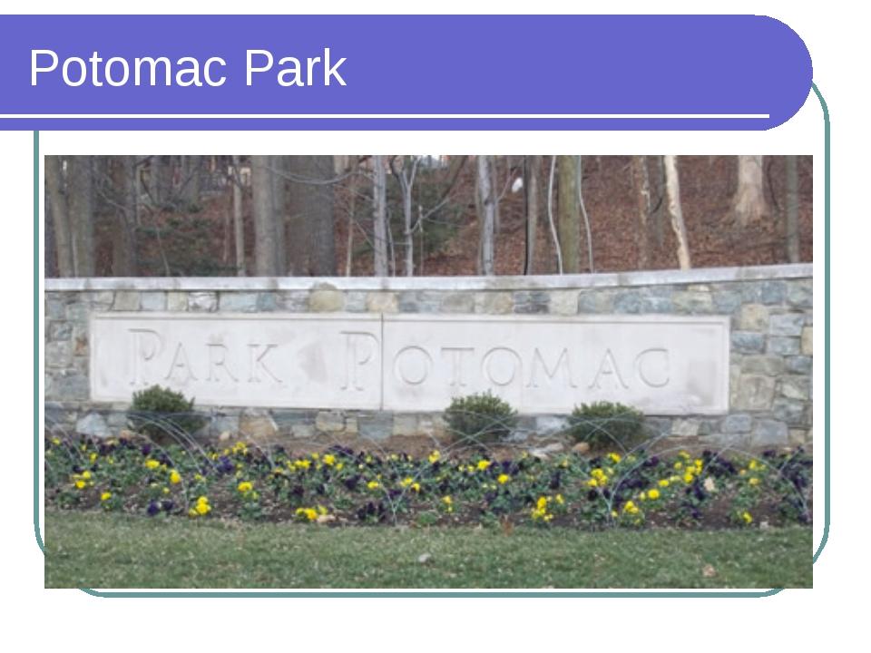 Potomac Park