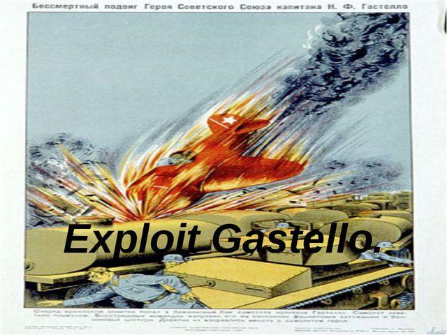 Exploit Gastello.