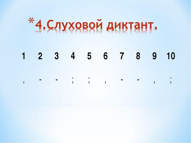 12345678910 ,--;;,--,;