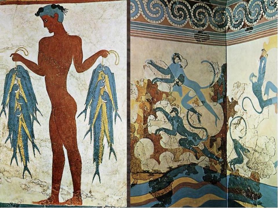 видел картинки крито-микенский период корневой шейки