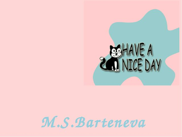 M.S.Barteneva
