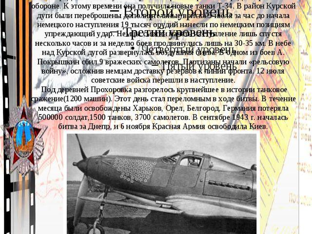 Курская битва. © Топилина С.Н.