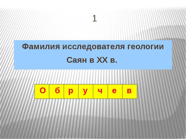 3 Соответствие между буквой и названием объекта на карте А Енисей Б Мунку-Сар...