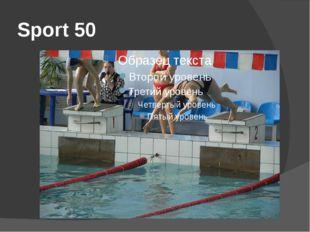 Sport 50