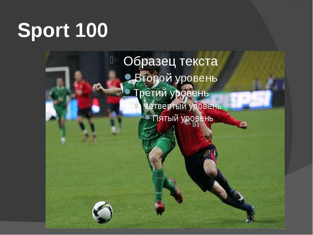 Sport 100