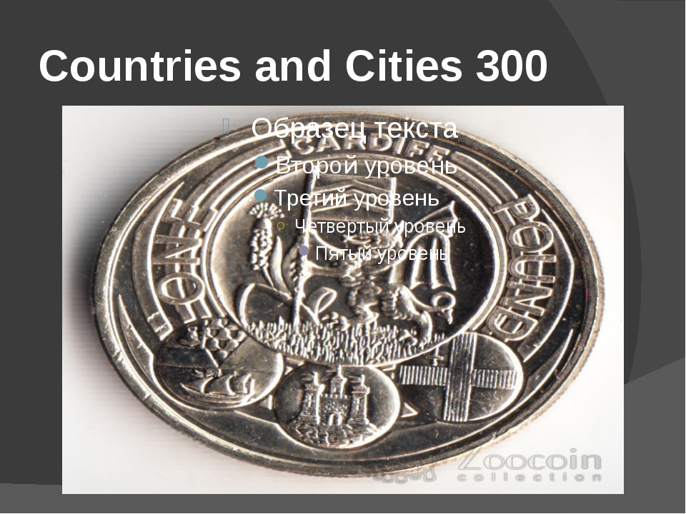 Countries and Cities 300