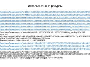Использованные ресурсы https://yandex.ru/images/search?p=1&text=%D1%85%D0%BB%