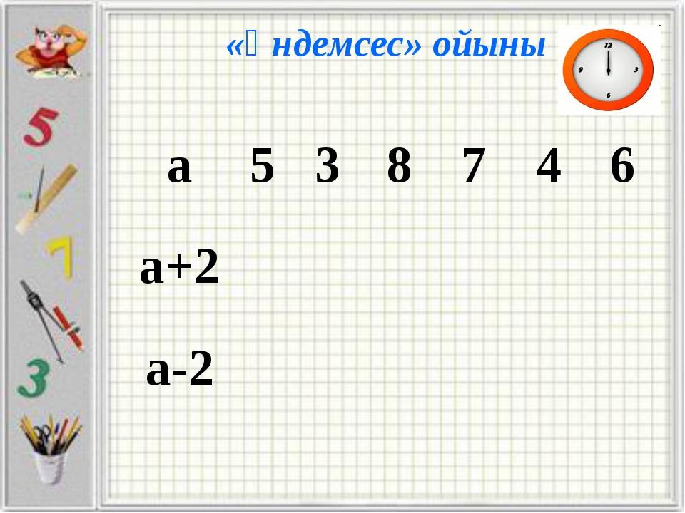 3 сыныпқа арнал493ан математика п4d9нінен таратпа материалдар