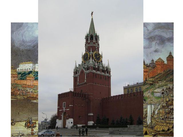 Эпоха Возрождения Постепенно изменялся облик городов.