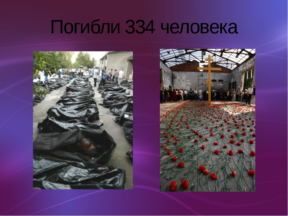 Погибли 334 человека