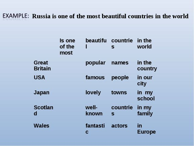 Russia is one of the most beautiful countries in the world Is one of the mos...