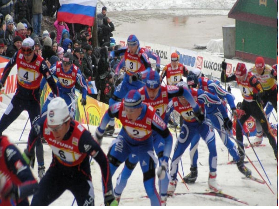 Большинство зимних видов спорта зародились в Европе и в поэтому имеют глубок...