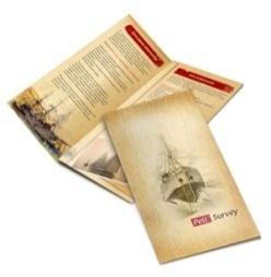 печать буклетов, виды буклетов