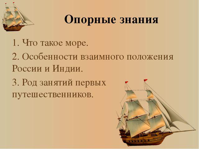 Проблемный вопрос Афанасий Никитин — первый ученый-географ Руси или предприим...