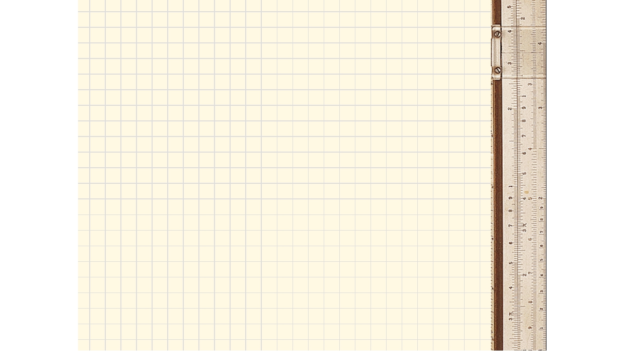 3. Знайти штрих на шкалі, через який проходить друга сторона.