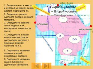 Африка Козева Ирина Всеволодовна, учитель географии высшей категории, НОУ «Шк
