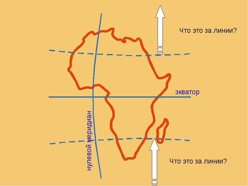 Крайние точки нулевой меридиан экватор северный тропик южный тропик м. Игольн...