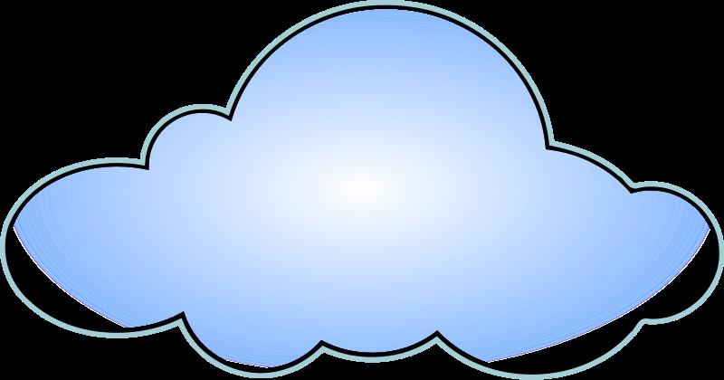 Облака клипарт скачать, Lenagold - клипарт - облака