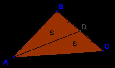 Медиана треугольника.png