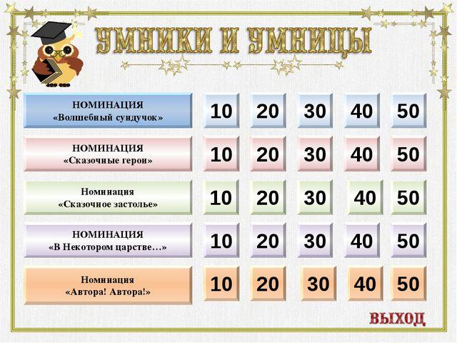 НОМИНАЦИЯ Ивану-Царевичу «Царевна-Лягушка» 10