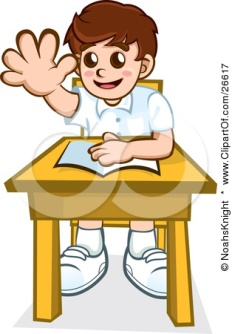 26617-Little-School-Boy-Sitting-At-His-Desk-With-A-Book-And-Raising-His-Hand-To-Ask-Or-Answer-A-Question.jpg