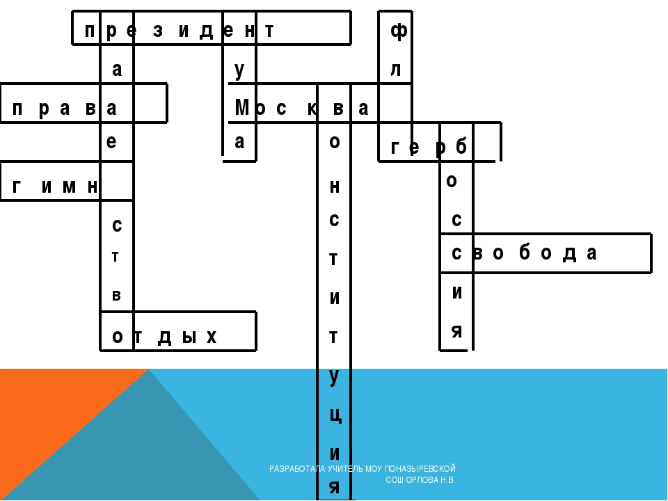 п р е з и д е н т п р а в а М о с к в а г е р б г и м н с в о б о д а о т д ы...