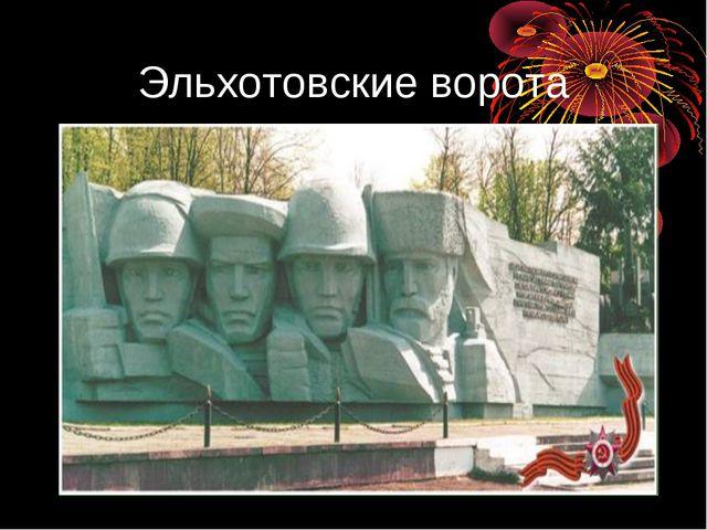 Эльхотовские ворота