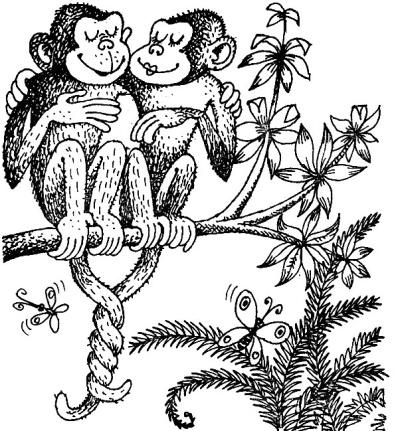 Сергеев Борис Федорович. Жизнь лесных дебрей (стр. 17) - modernlibz.ru