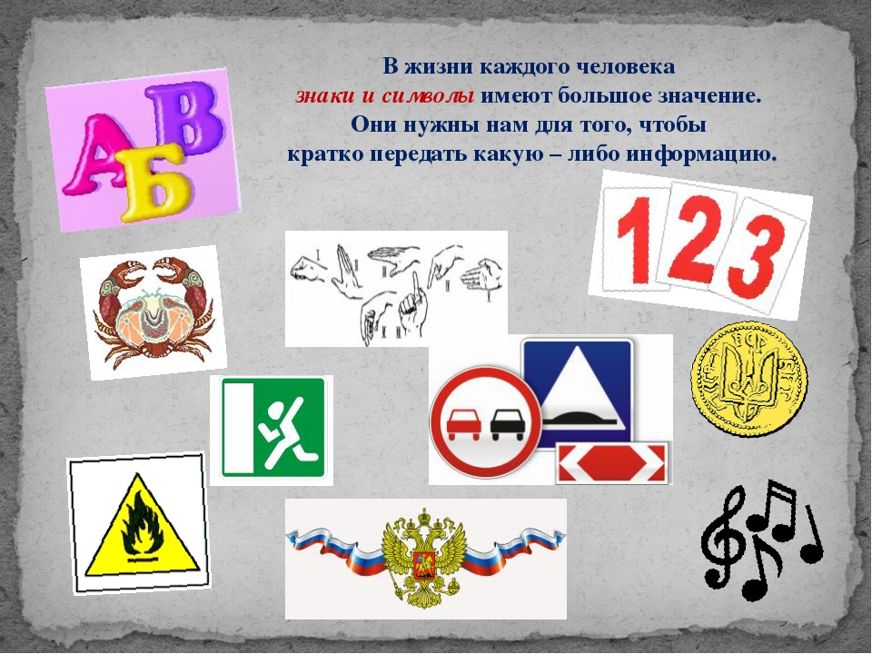 В жизни каждого человека знаки и символы имеют большое значение. Они нужны н...