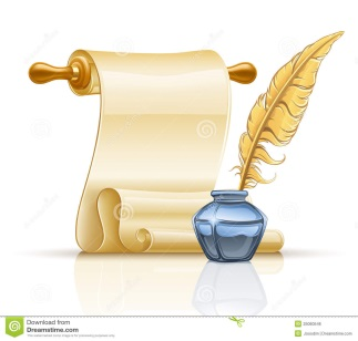 http://thumbs.dreamstime.com/z/paper-scroll-feather-pen-ink-pot-25060546.jpg