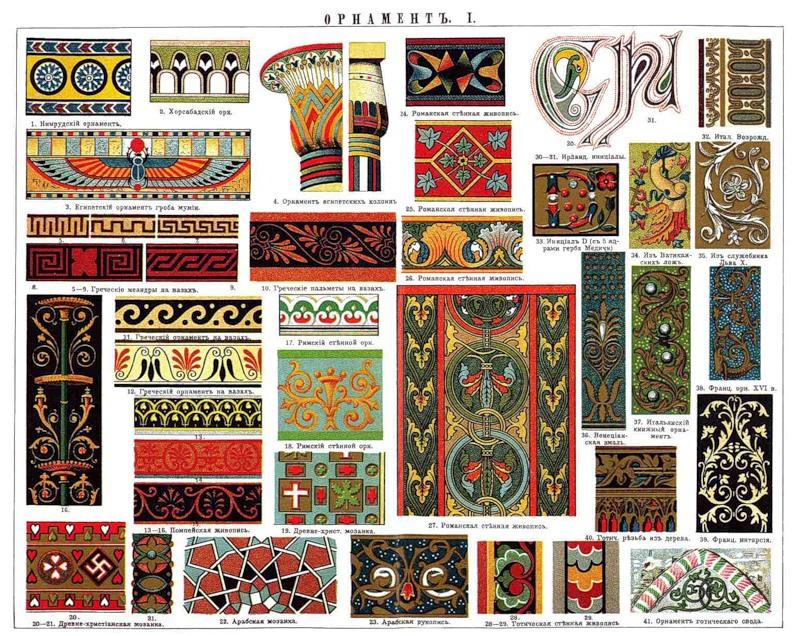 Греческие рисунки ваза - рисунки за линолеум