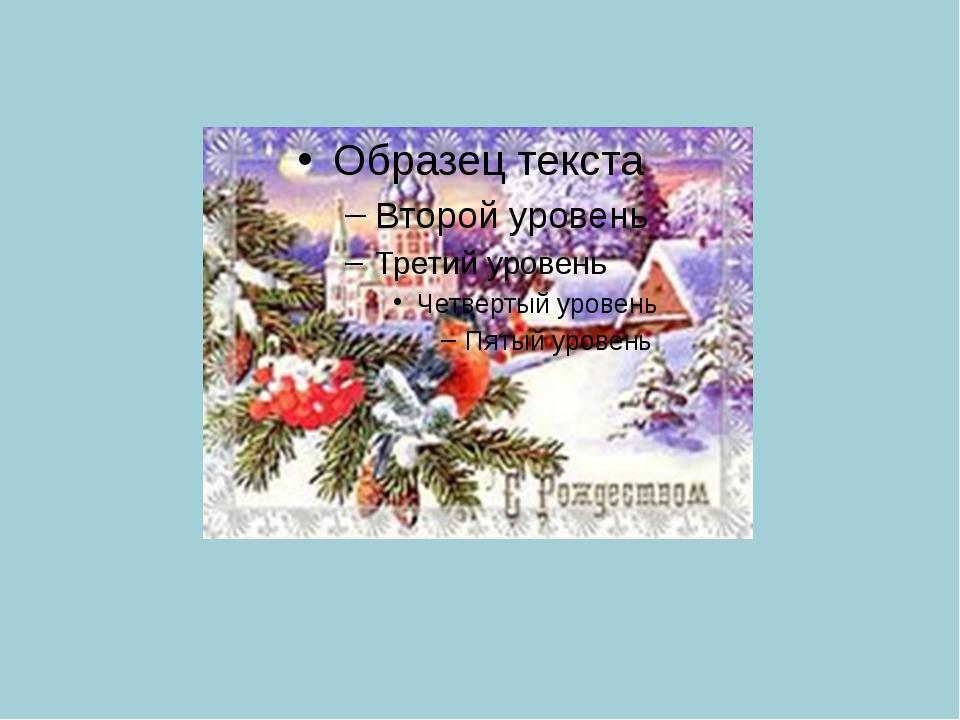 В этом году после Рождества пВВрилетели снегири