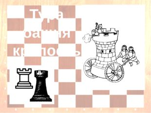 Тура башня крепость
