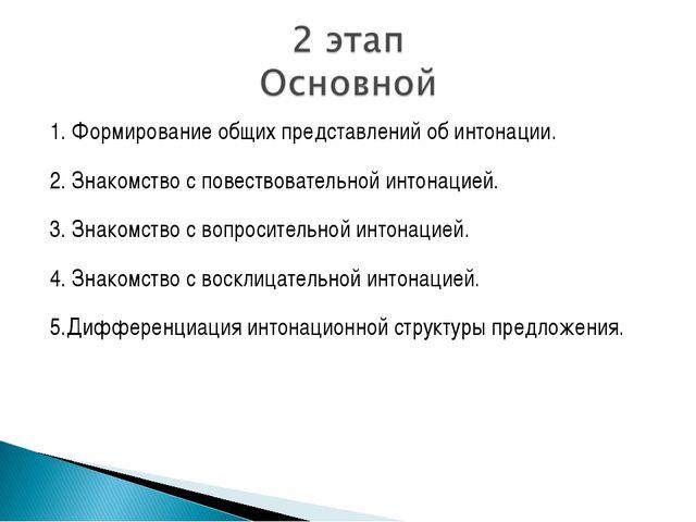 Презентация по логопедии на тему Коррекция просодической стороны  1 Формирование общих представлений об интонации 2 Знакомство с повествоват