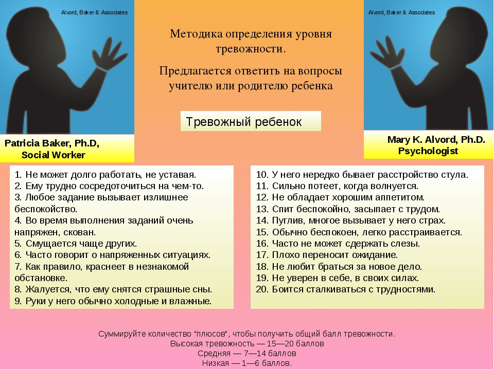 Patricia Baker, Ph.D, Social Worker Mary K. Alvord, Ph.D. Psychologist Методи...