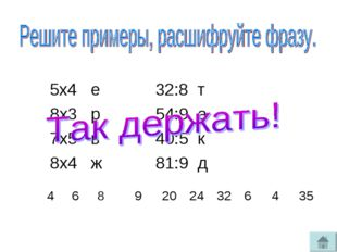 5x4 е32:8 т 8x3 р54:9 а 7x5 ь40:5 к 8x4 ж81:9 д 468  92024