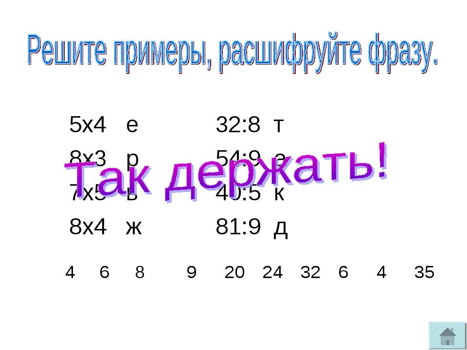 5x4 е32:8 т 8x3 р54:9 а 7x5 ь40:5 к 8x4 ж81:9 д 468  92024...