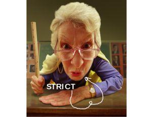 STRICT