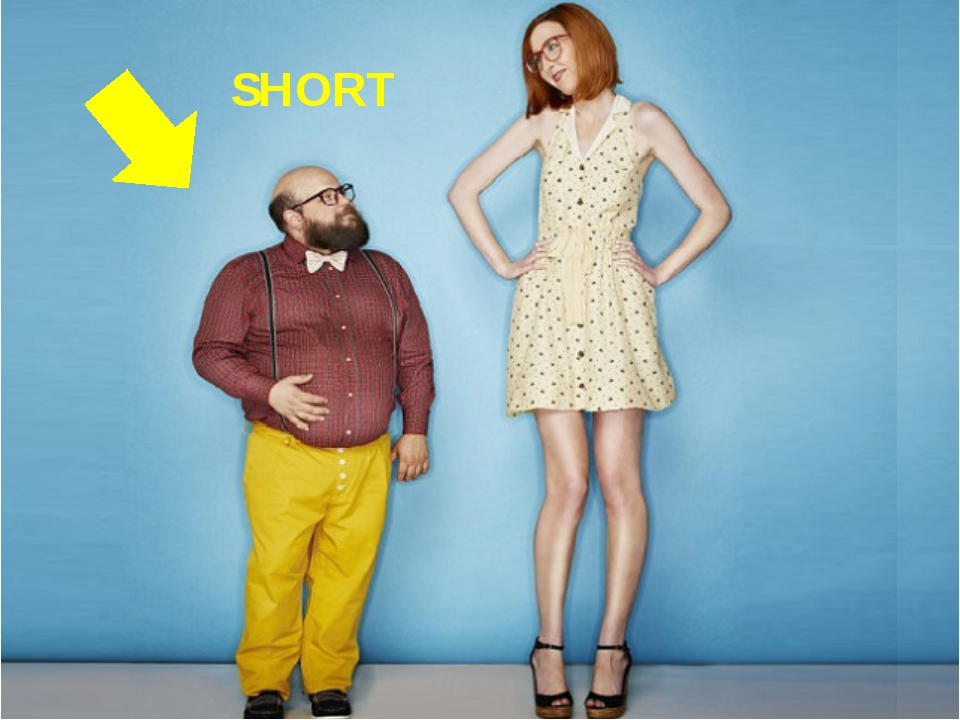 Tall people dating
