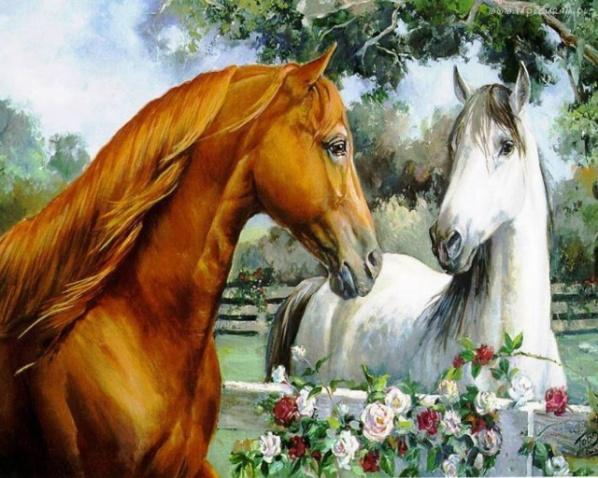 Кони и цветы.jpg