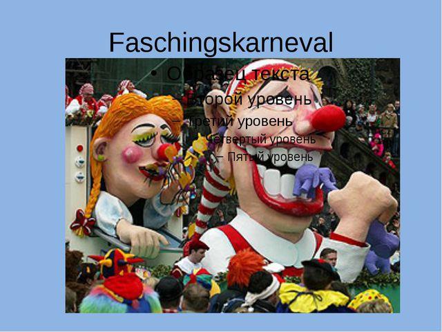Faschingskarneval