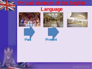 Virtual Museum of the English Language Past Present