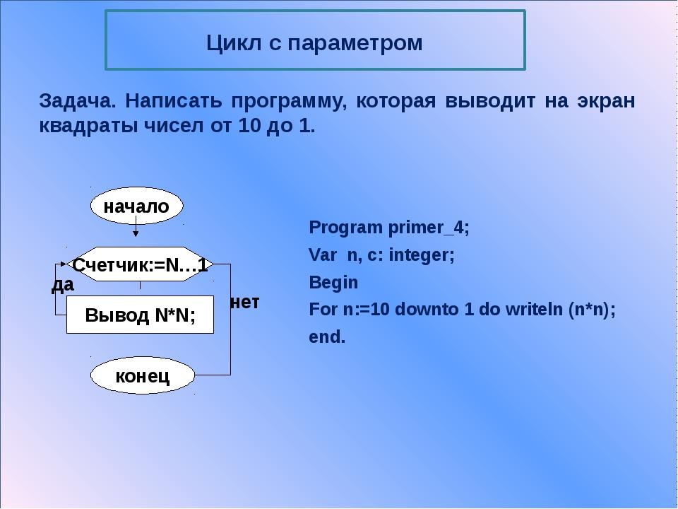 Целые типы данных Тип Диапазон значений Объем памяти Byte 0 … 255 1 байт, бе...