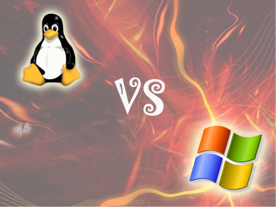 comparing linux microsoft windows unix and macintosh On the server front, unix has been closing in on microsoft's market share in 1999, linux scooted past novell's netware to become the no 2 server operating system behind windows nt.
