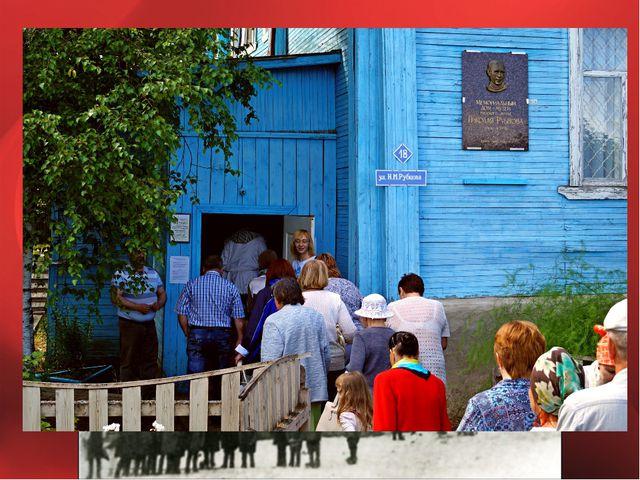 После смерти матери Николая направили в Никольский детский дом в Вологодской...