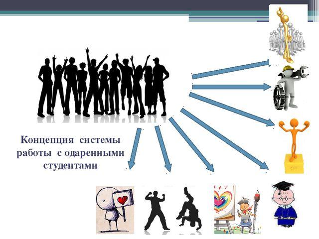 Концепция системы работы с одаренными студентами