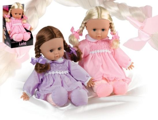 Dolls World Кукла Лола
