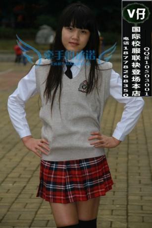 Школьная форма More Japanese and Korean brands 00001 2013 года, Весна 2013, Зима 2013, Осень 2013 Длинный рукав юбка Разное, куп